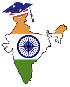 Many Indian college applicants are looking to the United States and other countries