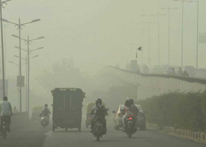 In November 2016, Delhi suffered some of the worst smog in its history.